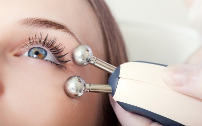 Аппаратная косметология микротоки